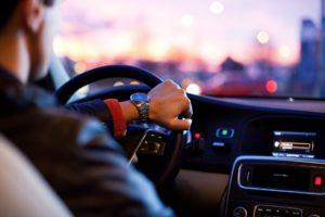 Jeździć samochodem