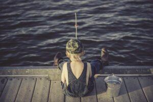 Łowić ryby