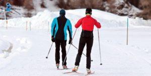 Jeździć na nartach