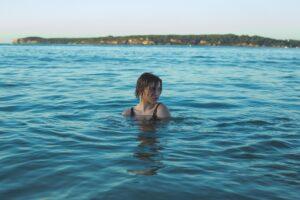 Pływać w jeziorze