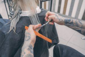 Ściąć włosy