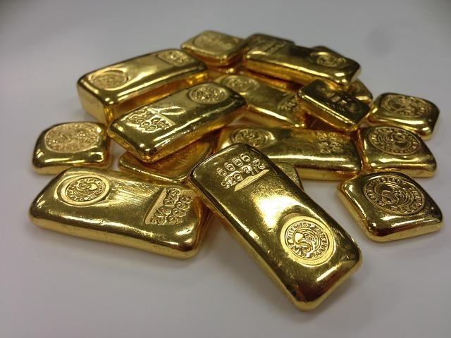 Znaleźć złoto