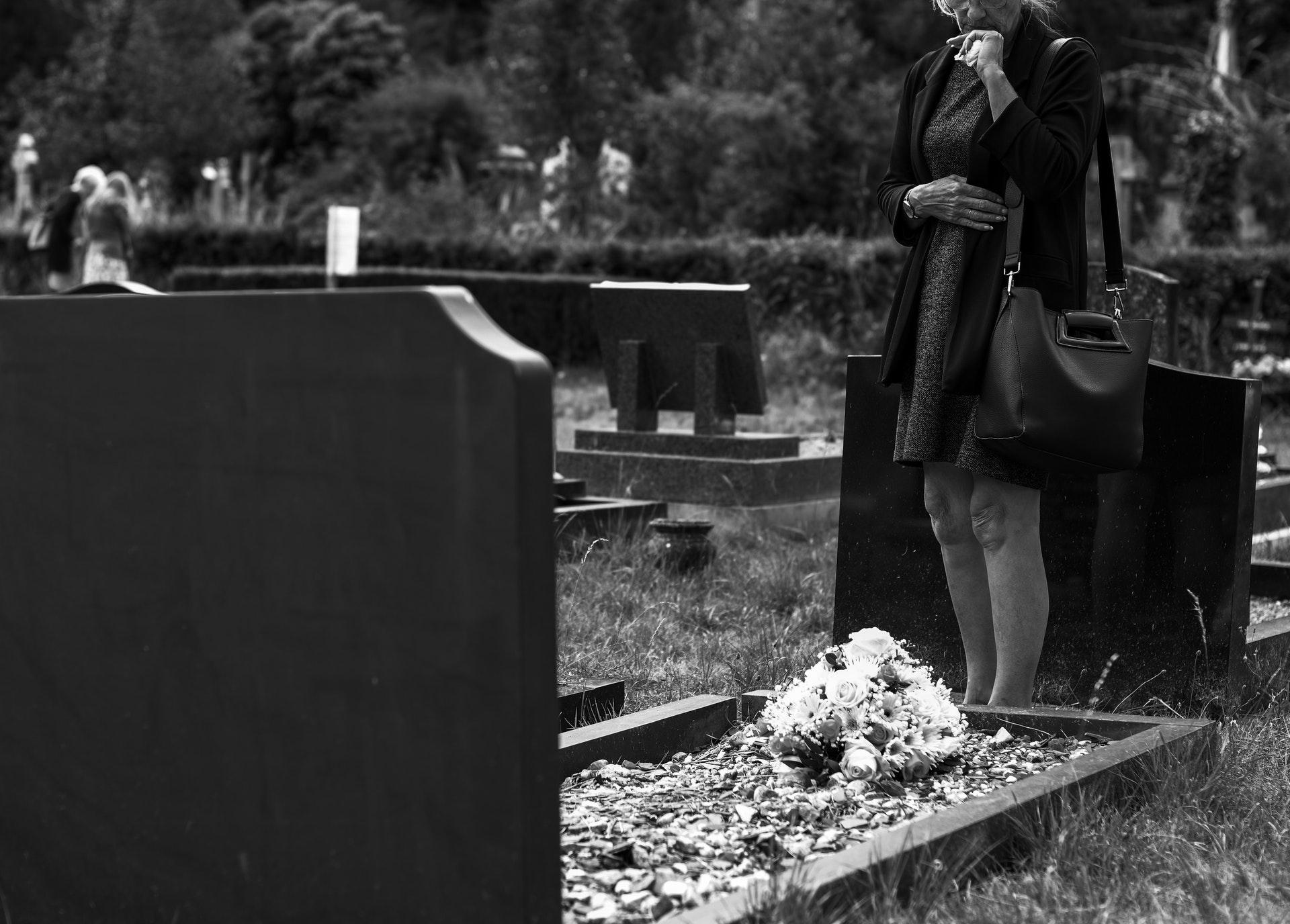 Zmarły mąż