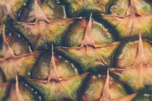 Zgniły ananas